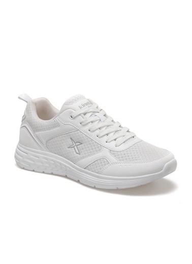 Kinetix Apex Beyaz Erkek Günlük Spor Ayakkabı Beyaz